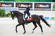 Hans Staub - Warbeau<br /> Alltech FEI World Equestrian Games™ 2014 - Normandy, France.<br /> © DigiShots