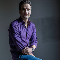 Nederland, Amsterdam, 27 september 2017.<br /> Tim Oliehoek, regisseur van de nieuwe tv-serie &lsquo;Het geheime dagboek van Hendrik Groen&rsquo;<br /> <br /> Foto: Jean-Pierre Jans