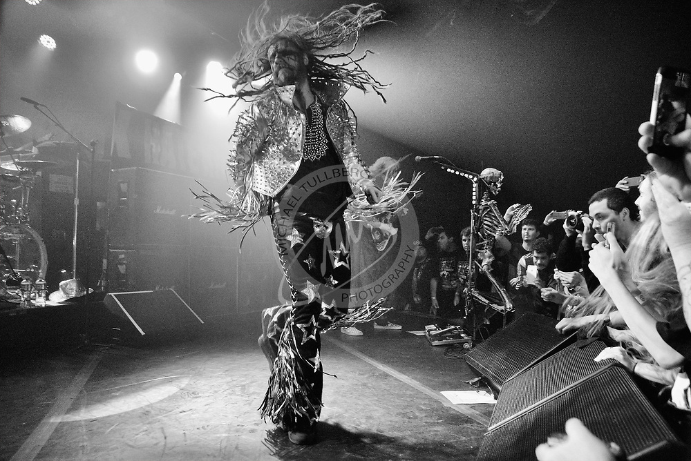 Rob Zombie performs at The Roxy Theatre