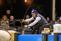 De Ronde Koos, NED, Favory Allegra Futur, Siglavy Capriola Szilaj, Oosterwijk's Kasper, Tjibbe<br /> Jumping International de Bordeaux 2020<br /> © Hippo Foto - Dirk Caremans<br />  09/02/2020