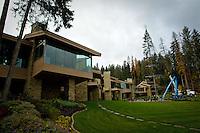 Luxury home on Casco Bay in Coeur d'Alene, Idaho.