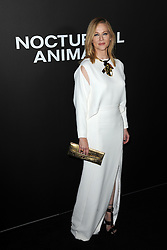 November 17, 2016 - New York, NY, USA - November 17, 2016  New York City..Laura Linney attending the 'Nocturnal Animals' premiere at The Paris Theatre on November 17, 2016 in New York City. (Credit Image: © Callahan/Ace Pictures via ZUMA Press)