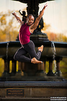 Dance As Art The New York City Photography Project Central Park Series with dancer Kevin Mimms
