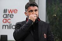 Milano - 10.12.2017 -   Milan-Bologna - Serie A 16a giornata   - nella foto:  Gennaro  Gattuso