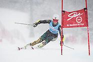 UVM Ski Carnival - Giant Slalom 02/03/17