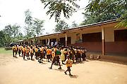 The Mbaem community school, Ghana.