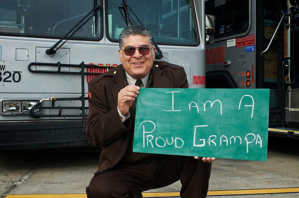 Orlando Gomez, Woods Division Operator | I am a Proud Grampa - I am Muni.