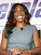 7 July 2010- New York, NY- Venus Williams at The Yale Club for Power Play with Tennis Icon Venus Williams as she begins her promotion of her new book ' Come to Win ' published by HarperCollins, on July 7, 2010 in New York City.