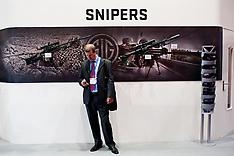 SEP 10 2013 DSEI arms fair in London