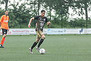 2019, June 19. Culemborg, The Netherlands. Luca Gilliot at the soccer match of Creators FC vs CVV Vriendenschaar.