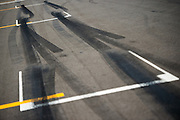 October 8-11, 2015: Russian GP 2015: F1 tire marks