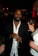 BEN OKRI, BBC Four Samuel Johnson Prize party. Souyh Bank Centre. London. 15 July 2008.  *** Local Caption *** -DO NOT ARCHIVE-© Copyright Photograph by Dafydd Jones. 248 Clapham Rd. London SW9 0PZ. Tel 0207 820 0771. www.dafjones.com.