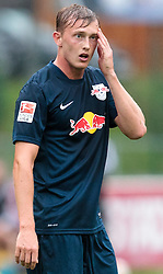 08.07.2015, Waldstadion, Bischofshofen, AUT, Testspiel, RB Leipzig vs FC Southampton, im Bild Georg Teigl (RB Leipzig) // during a International Football Match between RB Leipzig and Southampton FC at the Waldstadium, Bischofshofen, Austria on 2015/07/08. EXPA Pictures © 2015, PhotoCredit: EXPA/ JFK