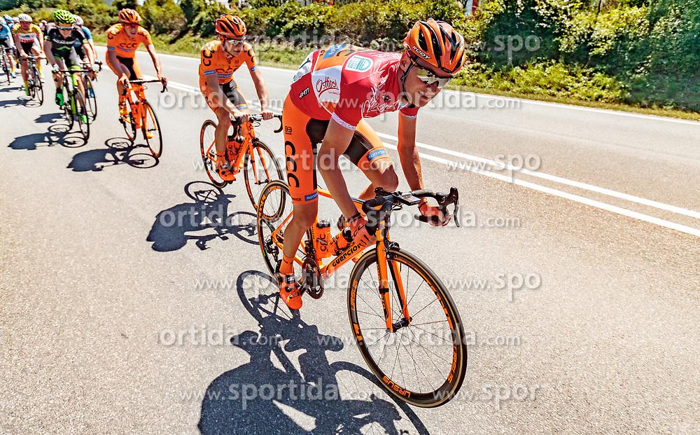 05.07.2017, Altheim, AUT, Ö-Tour, Österreich Radrundfahrt 2017, 3. Etappe von Wieselburg nach Altheim (226,2km), im Bild Felix Grossschartner (AUT, CCC Sprandi Polkowice) // Felix Grossschartner of Austria (CCC Sprandi Polkowice) during the 3rd stage from Wieselburg to Altheim (199,6km) of 2017 Tour of Austria. Altheim, Austria on 2017/07/05. EXPA Pictures © 2017, PhotoCredit: EXPA/ JFK