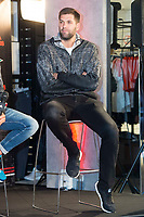 Felipe Reyes attends to presentation of new Athletics Z.N.E. Pulse by Adidas in Madrid, Spain September 28, 2017. (ALTERPHOTOS/Borja B.Hojas)