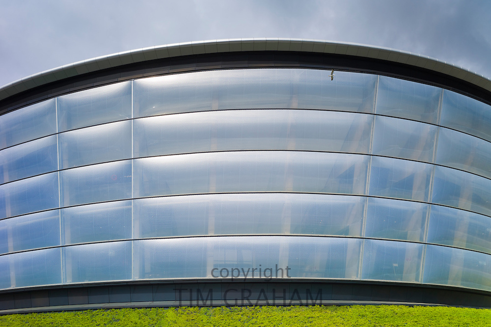 The Hydro Arena at the Scottish Exhibition and Conference Centre, SECC, Glasgow 2014 Commonwealth Games venue, Scotland
