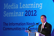 Knight Foundation's Media Learning Seminar 2012 at the Hotel InterContinental,Miami, Florida on Monday, February 20, 2012.