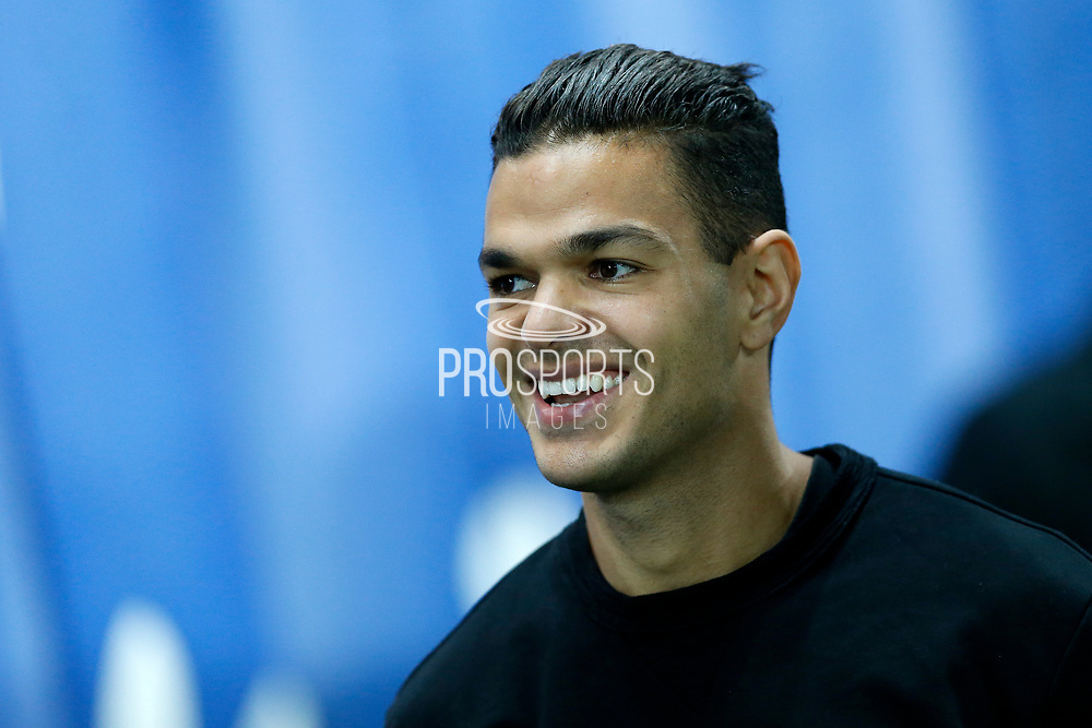 Paris Saint Germain's French midfielder Hatem Ben Arfa during the French Championship Ligue 1 football match between Paris Saint-Germain and OGC Nice on October 27, 2017 at the Parc des Princes stadium in Paris, France - Photo Benjamin CREMEL / ProSportsImages / DPPI