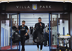 October 20, 2018 - Birmingham, England, United Kingdom - John Terry arrives for the Championship League match between Aston Villa and Swansea City at Villa Park stadium , Birmingham, England on 20 Oct 2018. (Credit Image: © Action Foto Sport/NurPhoto via ZUMA Press)