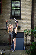 Young dancer in Jackson Heights. The area was cross-influenced by several movements: New York housing reform at the close of the 19th century and the British Garden City Movement at the dawn of the 20th century. It was further influenced by urban housing innovations in Europe generally, and in Charlottenburg, Germany specifically.