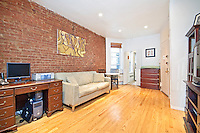 Living Room at 529 East 88th Street