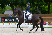 Franka Loos - George Clooney<br /> FEI World Championship Young Dressage Horses 2018<br /> © DigiShots