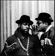 Run DMC, Berlin 1987