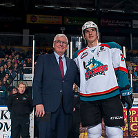 011018 Spokane Chiefs at Kelowna Rockets