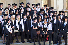 OCT 13 2011  Oxford Students at Matriculation