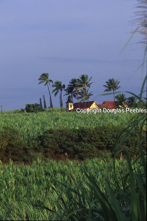 Church, West Kauai, Hawaii<br />