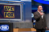 2011-08-18 UFC on FOX Announcement
