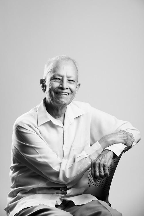 Jorge R. Torres-Nadal<br /> Army<br /> O-5<br /> Dentist<br /> 1953 - 1956 (Drafted Enlisted, Korean War)<br /> 1965 - 1987<br /> Korea, Vietnam<br /> <br /> Veterans Portrait Project<br /> Columbus, GA