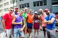 1 | Pre March - DB Pride Parade
