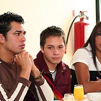 Toluca, Mex.- Israfil A. Filós Real, coordinador general de Atención a Grupos Vulnerables del PRI, anunció en compañìa de miembros de la comunidad gay, la IV Marcha Lésbico, Gay, Bisexual, Transexual, Transgénero, trasvestí (LGBT) y el II Carnaval por el Orgullo Diverso Toluca 2008, que recorrerá las principales calles de esta ciudad el domingo 10 de Agosto.<br /> <br /> Agencia MVT / Etna Aguilar. (DIGITAL)<br /> <br /> <br /> <br /> NO ARCHIVAR - NO ARCHIVE