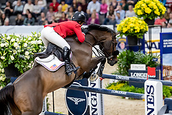 Madden Beezie, USA, Breitling<br /> LONGINES FEI World Cup™ Finals Gothenburg 2019<br /> © Hippo Foto - Stefan Lafrentz<br /> 05/04/2019