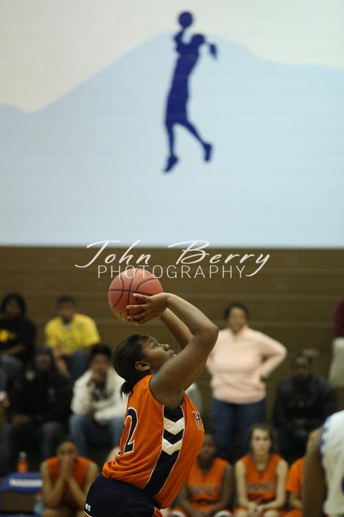 MCHS JV Girls Basketball .vs Orange .12/12/09