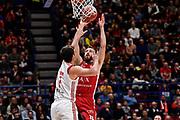 Rodriguez Gomez Sergio<br /> A|X Armani Exchange Olimpia Milano - Grissin Bon Reggio Emilia<br /> Basket Serie A LBA 2019/2020<br /> Milano 01 December 2019<br /> Foto Mattia Ozbot / Ciamillo-Castoria