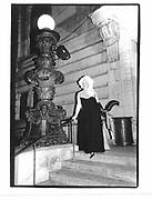 New York Public Library, New York. 1993 approx. © Copyright Photograph by Dafydd Jones 66 Stockwell Park Rd. London SW9 0DA Tel 020 7733 0108 www.dafjones.com