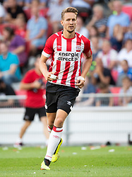 Luuk de Jong of PSV during the Pre-season Friendly match between PSV Eindhoven and Valencia CF at the Phillips stadium on July 28, 2018 in Eindhoven, The Netherlands