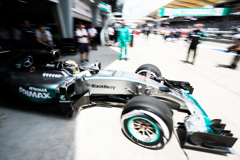 March 27-29, 2015: Malaysian Grand Prix - Lewis Hamilton (GBR), Mercedes