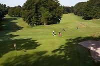 HOOG SOEREN -  Hole 9 / 18. Veluwse Golf Club bestaat 60 jaar. COPYRIGHT KOEN SUYK