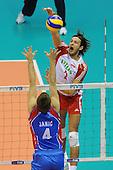 2010/09/27 Serbia vs Polonia 1-3 (19-25, 18-25, 25-21, 23-25)