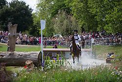 Schrade Dirk (GER) - King Artus<br /> Olympic Games London 2012<br /> © Dirk Caremans