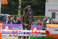 Hoorn Angelique (NED) - VDL Zapatero<br /> KWPN Paardendagen 2011 - Ermelo 2011<br /> © Dirk Caremans