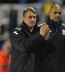 Birmingham City Manager, Lee Clark  - Photo mandatory by-line: Alex James/JMP - Tel: Mobile: 07966 386802 03/12/2013 - SPORT - Football - Birmingham - St Andrews - Birmingham City v Doncaster Rovers - Sky Bet Championship