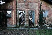 Fossoli, Carpi (Modena) (Italy), 2009. Resti del campo di detenzione, seconda guerra mondiale.