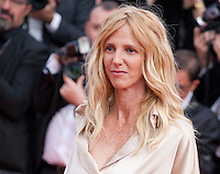 Actress Sandrine Kiberlain at the gala screening for the film The Unknown Girl (La Fille Inconnue) at the 69th Cannes Film Festival, Wednesday 18th May 2016, Cannes, France. Photography: Doreen Kennedy