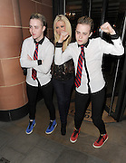 05.SEPTEMBER.2012. LONDON<br /> <br /> JEDWARD AND TARA REID LEAVING THE C RESTAURANT IN MAYFAIR.<br /> <br /> BYLINE: EDBIMAGEARCHIVE.CO.UK<br /> <br /> *THIS IMAGE IS STRICTLY FOR UK NEWSPAPERS AND MAGAZINES ONLY*<br /> *FOR WORLD WIDE SALES AND WEB USE PLEASE CONTACT EDBIMAGEARCHIVE - 0208 954 5968*