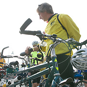The 2007 Trek Across Maine, an annual project of the American Lung Association of Maine (ALAM).