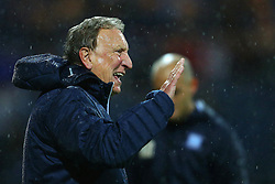 Cardiff City manager Neil Warnock reacts - Mandatory by-line: Matt McNulty/JMP - 12/09/2017 - FOOTBALL - Deepdale Stadium - Preston, England - Preston North End v Cardiff City - SkyBet Championship
